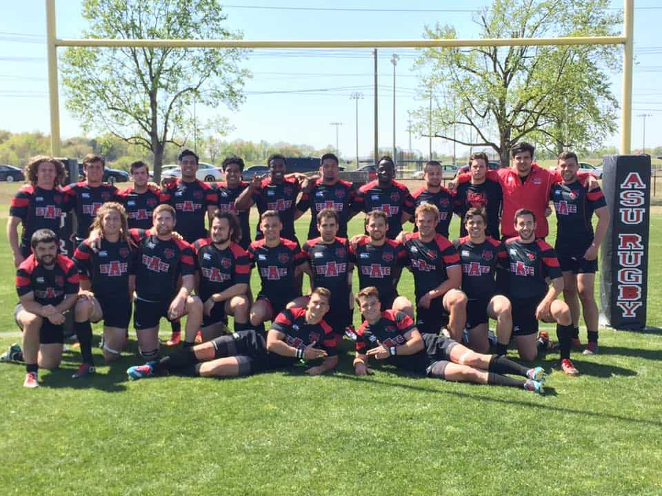 Arkansas Rugby Team