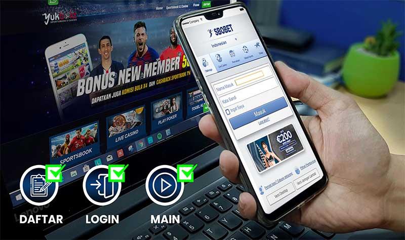 Login Sbobet Mobile Android
